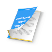 Simple Sales Funnel Cheat Sheet